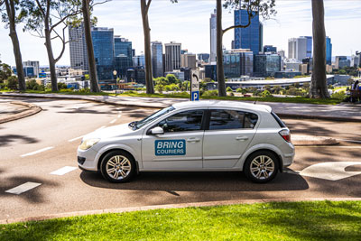 About Bring Couriers - Perth's Leading Couriers